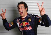 pembalap F1 Daniel Ricciardo kagumi Rossi.