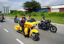 Kepala Kuasa MG ajak riding BBMC