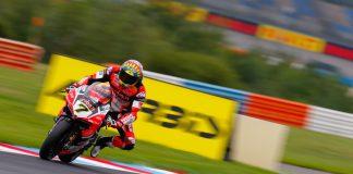 Davies juara race 1 WSBK Lausitzring