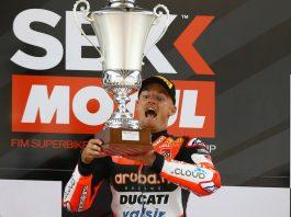 Davies Cetak Kemenangan di Race 2 WSBK Jerman