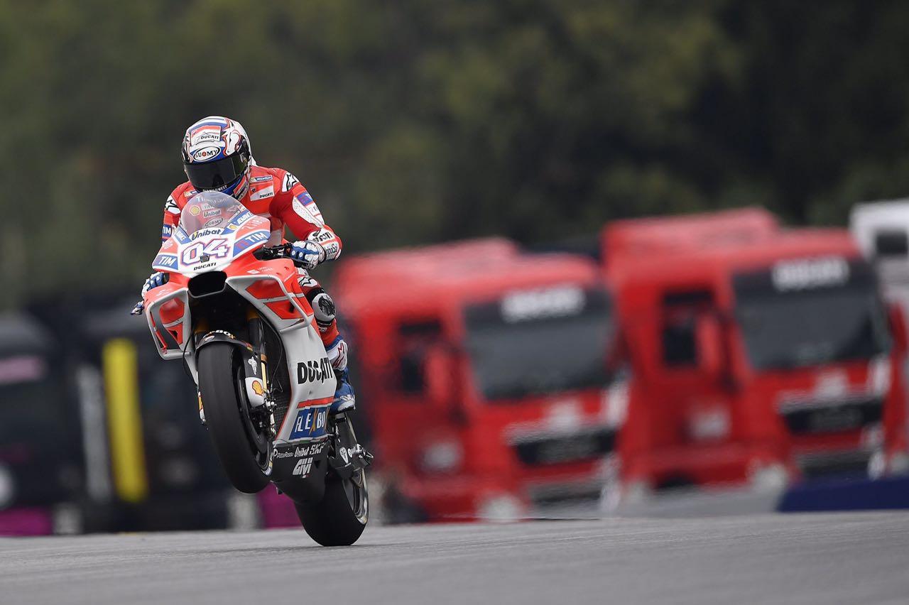 Bos tim Ducati berharap Marquez