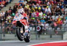 Duel Dengan Marquez, DesmoDovi Rebut Podium 1 MotoGP Austria