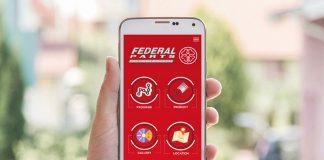 Federal Parts Luncurkan Aplikasi Mobile