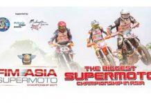 FIM Asia Supermoto 2017 Thailand
