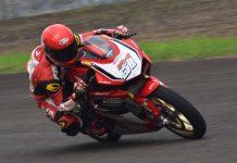 Tigda Pembalap AHRT Sapu Bersih Poium Race 1 AP250