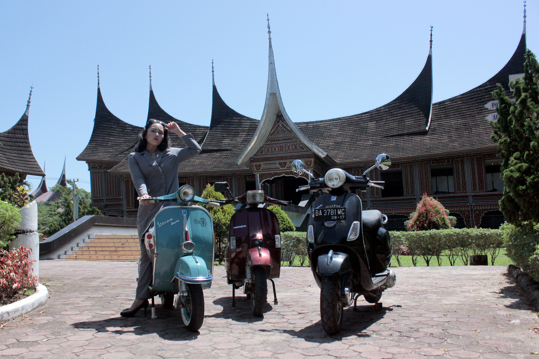 HUT KUTU Community ke-3 Sambangi Padang, Sumatera Barat
