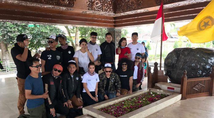 Motorbaik 2017 Hari Kedua Ziarah ke Makam Bung Karno