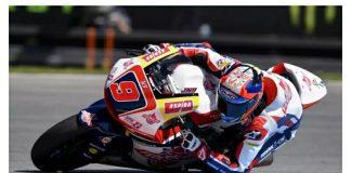 Navarro Start di Posisi 5 Moto2 2017 Brno