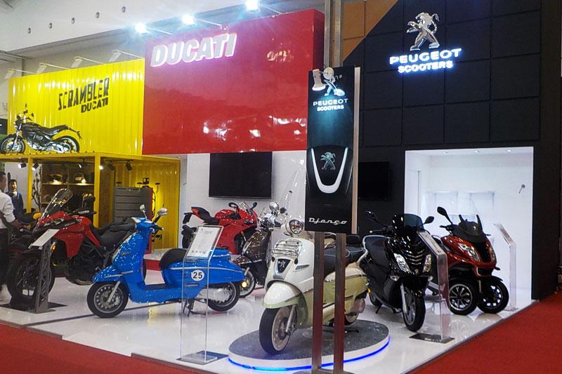 Diskon Harga Peugeot Scooters