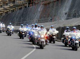 Touring Perdana Police Owners Group Lahap 1.300 KM dan Utamakan Bakti Sosial