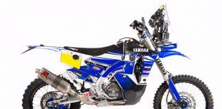 Yamaha Wr450F Rally Replica