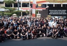 ride for tora sudiro dari sporster indonesia