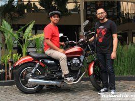 Piaggio Indonesia di Motorbaik 2017