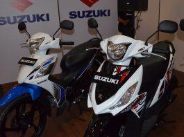 Suzuki Address Predator
