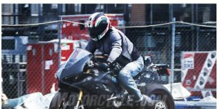 Video spyshot pertama ducati v4 beredar di youtube