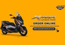Pemesanan Online XMax