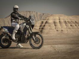 Motor adventure Yamaha T7 Concept