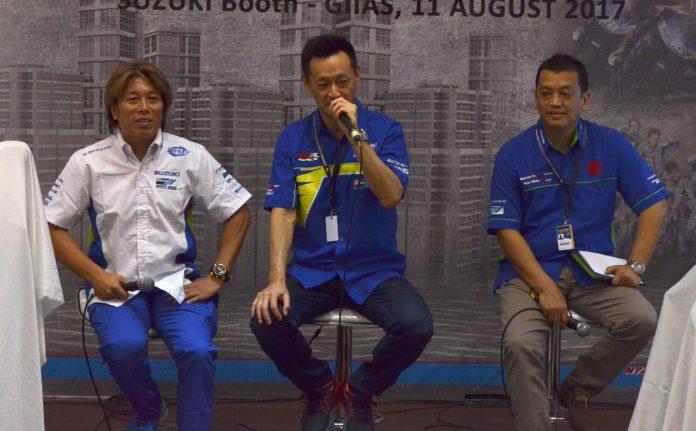 Cara Menaklukan Sentul Versi Mantan Pembalap GP500 Yukio Kagayama