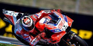 Komentar Rossi dan Marquez soal fairing baru ducati