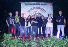 Perayaan 12 tahun JHBC