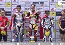 AP250 ARRC India Race 1