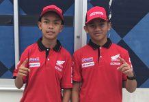 Honda Thailand Talent Cup 2017