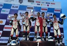 Honda Thailand Talent Cup Race 1,