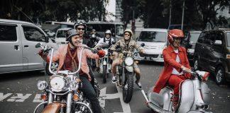 Artis-artis Motorbaik Berpartisipasi di DGR 2017 Bandung dan Jakarta