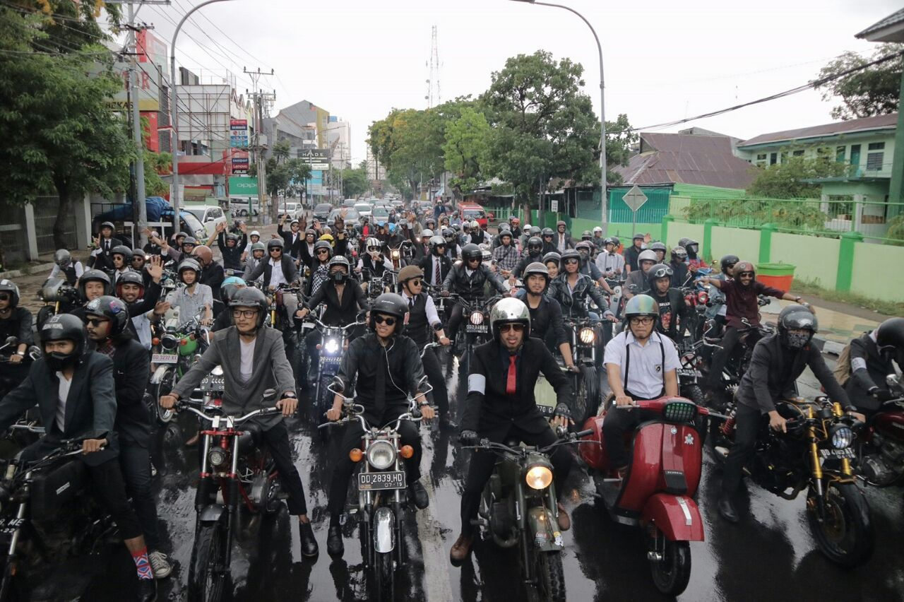 DGR Makassar 2017