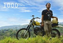 Pengalaman Dimas Jombang Ikut simPATI Motorbaik Adventure 2017