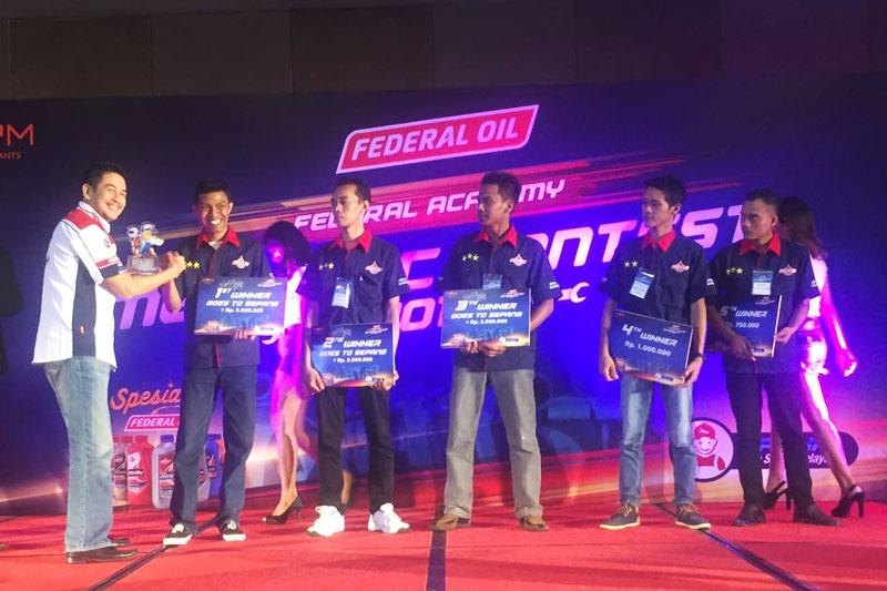 Mechanic Academy Contest 2017