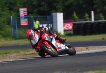 Gerry Salim Gagal Raih Poin di Race 1