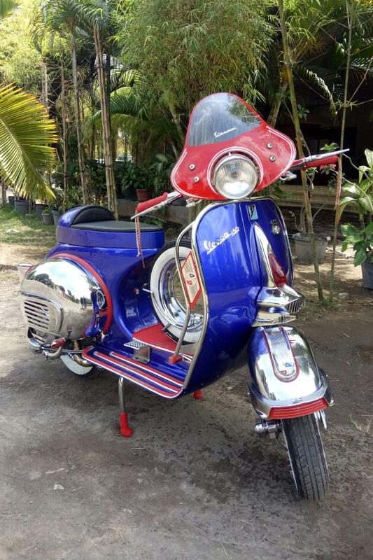 Lucky Draw Indonesia Scooter Festival 2017Senilai Rp 50 Juta