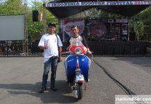 Wakapolda Jogja: Scooterist Wajib Santun dan Tertib di Jalan