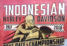 Regulasi Indonesian Harley-Davidson Drag Race Championship