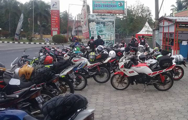 Jamnas ketiga RXZ-RZR Indonesia