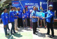 Yamaha gencar menularkan virus berkendara aman