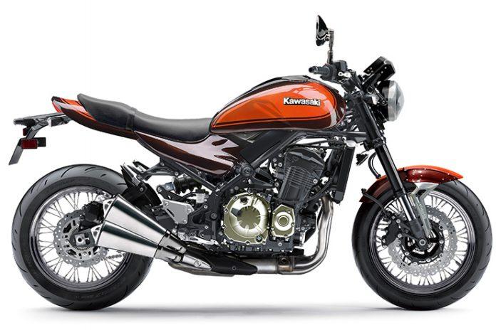 Motor Baru Kawasaki Z900RS Retro