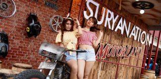 Suryanation Motorland bertandang ke Makassar