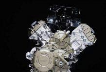 Mesin baru Ducati V4 Desmosedici Stradale