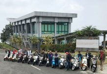 Touring PSF September Ceria