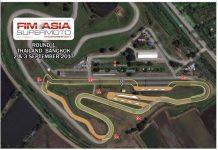 Trek FIM Asia Supermoto 2017 Thailand