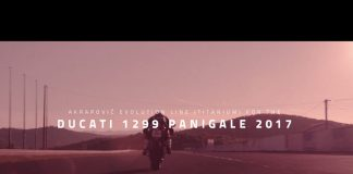 Akrapovic merilis video