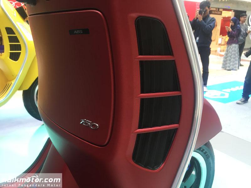 Vespa GTS 150 i-get