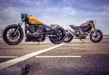 Yamaha xv950r drag style
