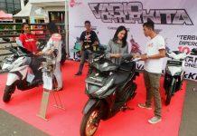 Gathering Honda Vario Jawa Barat