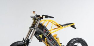 motor listrik ExoDyne Cross