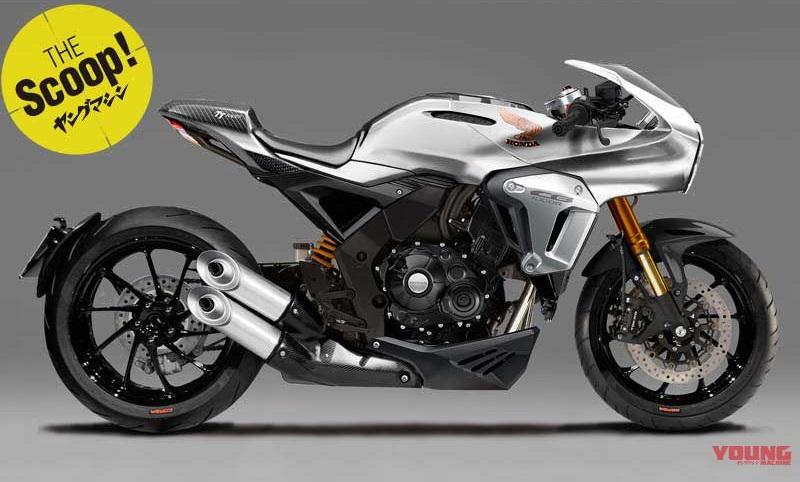 Honda CB1000R Model 2018
