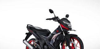 Warna Honda Racing Red dan Grafis Baru