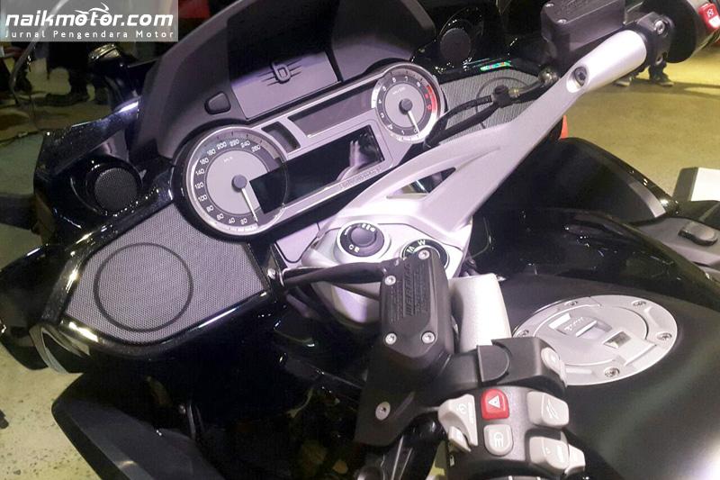 BMW K 1600 B Sasar Kolektor di Indonesia